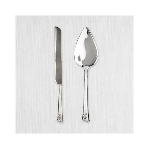 Opal Innocence Cake Knife & Server