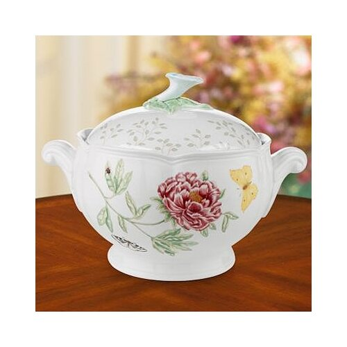 Butterfly Meadow Porcelain Casserole