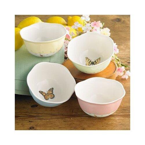Lenox Butterfly Meadow Dessert Bowl