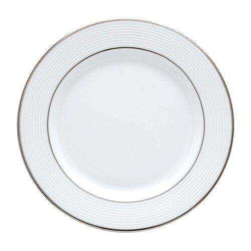 """Lenox Opal Innocence 6"""" Stripe Butter Plate"""