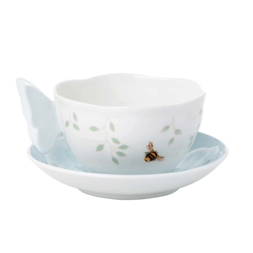 Lenox Butterfly Meadow 8 oz. Cup and Saucer
