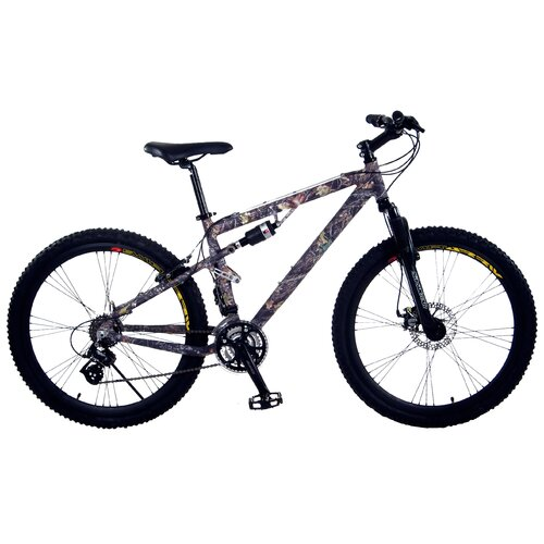 "Mossy Oak Boy's 24"" Mossy Oak Mountain Bike"