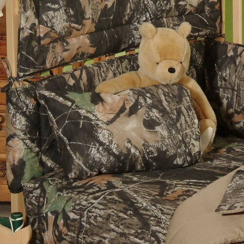 Mossy Oak New Break Up Crib Sheet and Pillowcase