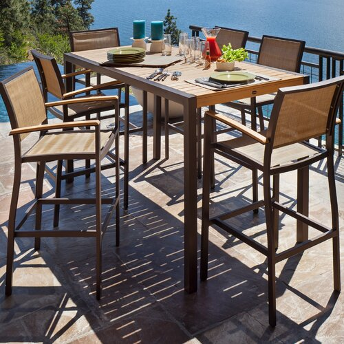 Bayline™ 7 Piece Bar Dining Set