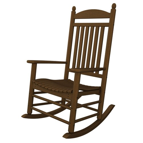 POLYWOOD® Rocker Jefferson Chair