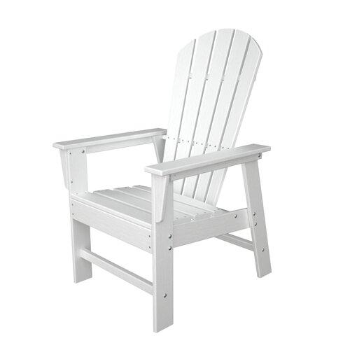 POLYWOOD® South Beach Dining Arm Chair