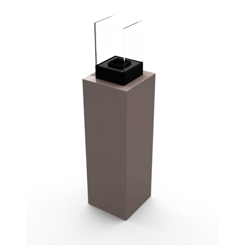 Decorpro Vertikal Micro Stand Bio Ethanol Fireplace