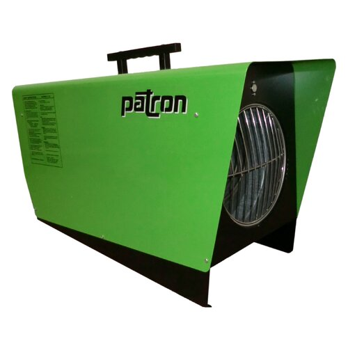Patron E-Series 18,000 Watt 81 Amp Fan Forced Compact Electric Space Heater