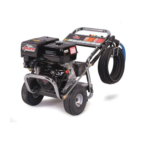 Shark Pressure Washers DG Series 3.8 GPM Honda GX390 Direct Drive Cold Water Pressure Washer