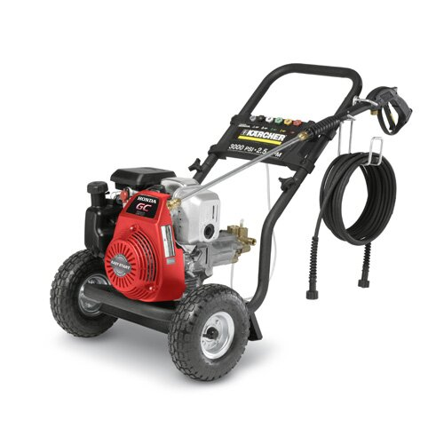 RG Series 2.5 GPM Honda GC190 Gas Cold Water Pressure Washer