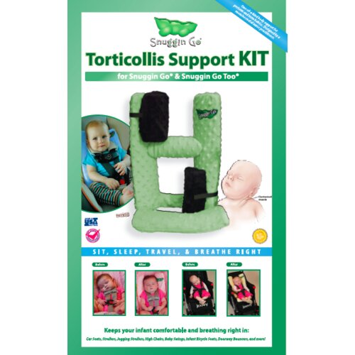 Snuggin Go Torticollis Support Kit
