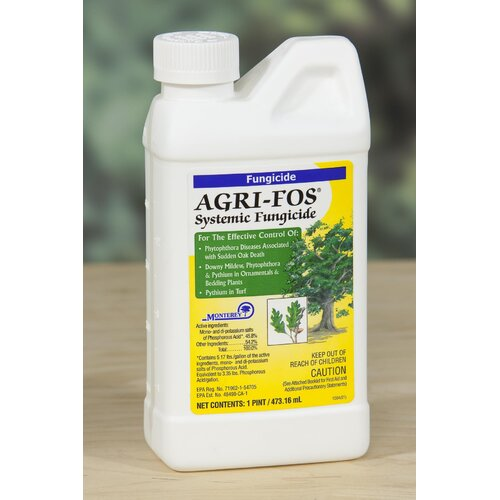 Monterey Agri-Fos Systemic Fungicide Jug