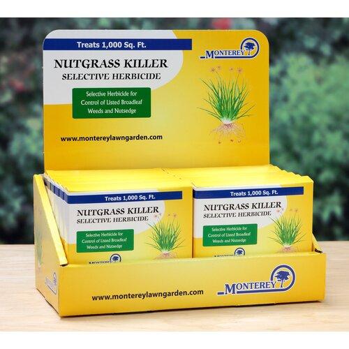 Monterey Nutgrass Killer Selective Herbicide Pouch