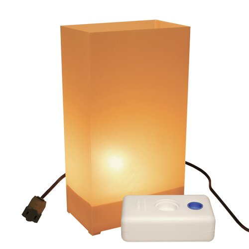 "Luminarias 10.5"" H Electric Luminaria Kit"
