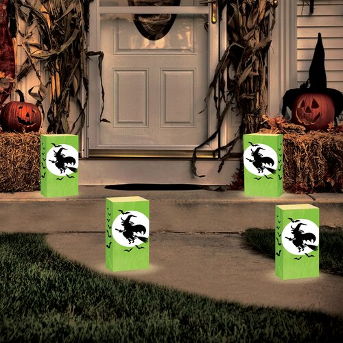 Luminarias Witch Flame Resistant Luminaria Bags