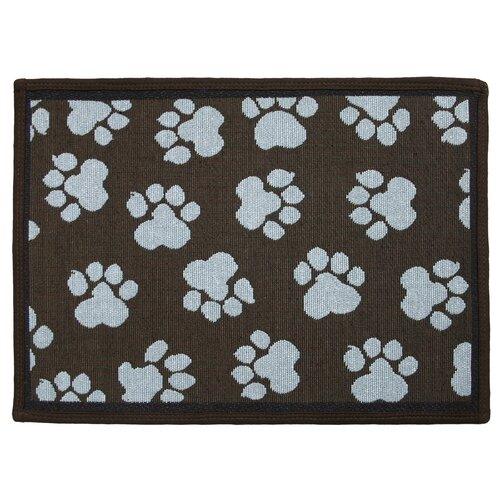 PB Paws & Co. Woodland / Sea Spray World Paws Tapestry Rug