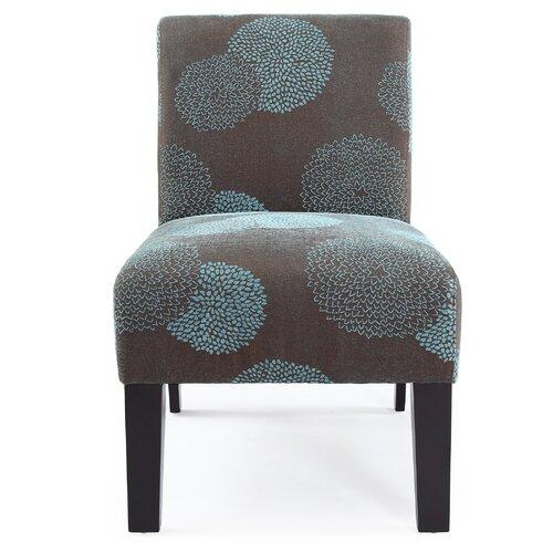 DHI Deco Sunflower Slipper Chair Reviews Wayfair