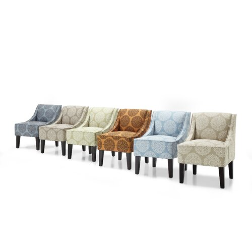 DHI Marlow Gabrielle Slipper Chair
