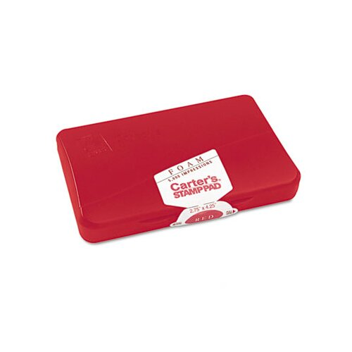Avery Carter'S Foam Stamp Pad, 4 1/4 X 2 3/4