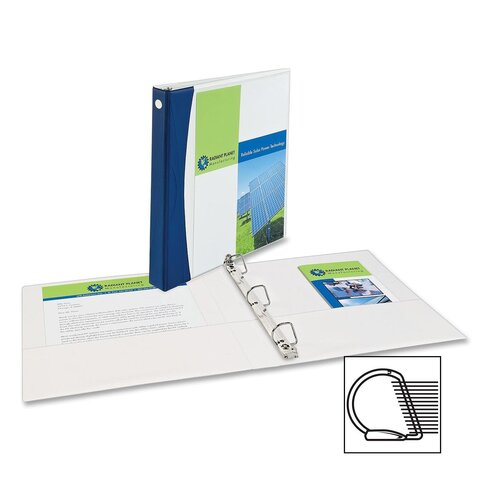 Avery Slant D-View Binder