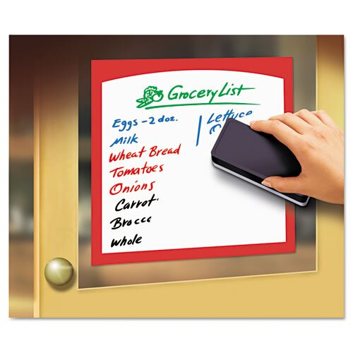 Avery Peel and Stick Dry Erase Border Sheet (4 Pack)