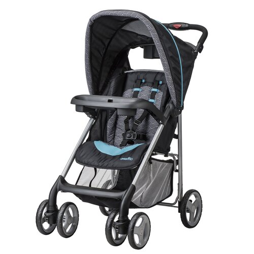 Evenflo JourneyLite Koi Stroller