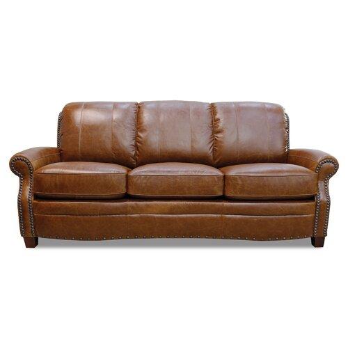 Ashton Leather Modular Sofa