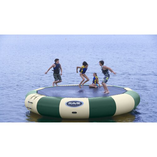 Rave Sports Bongo 20 Water Bouncer