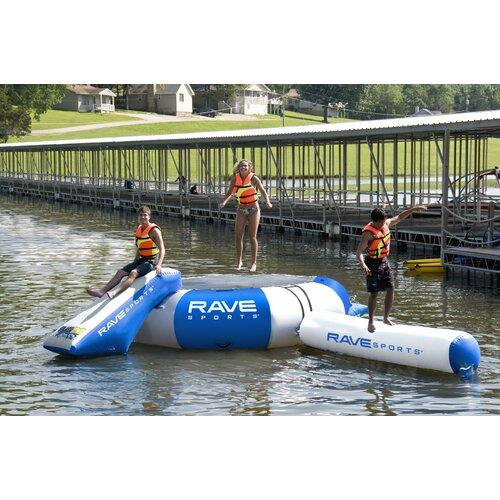 Rave Sports Splash Zone Plus Water Bouncers