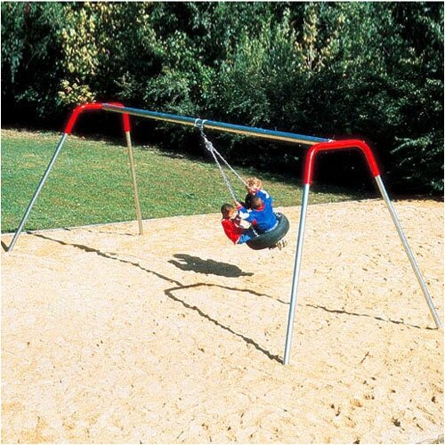 SportsPlay Tripod Tire Swing Set
