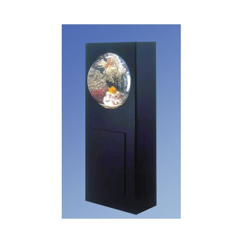 Midwest Tropical Fountain Aqua 40 Gallon Vision Single Dome Aquarium Kit