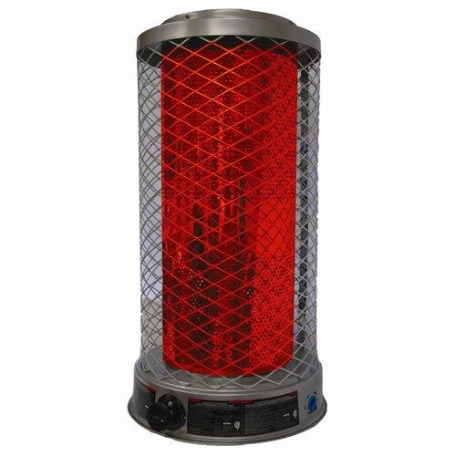 Radiant Liquid Propane Space Heater
