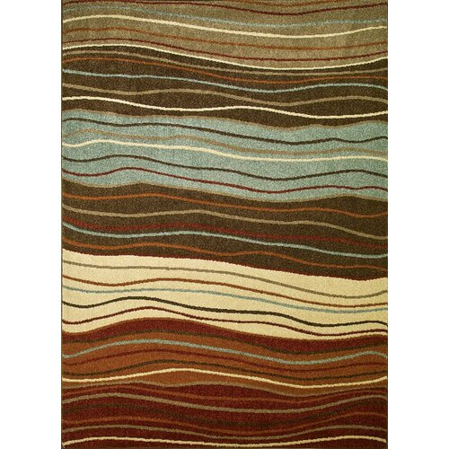 Concord Global Imports Arthur Waves Multi Rug