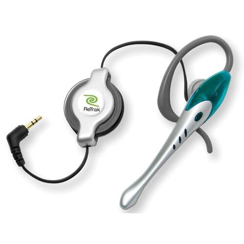 EmergeTechnologies Retractable Headphone Speaker