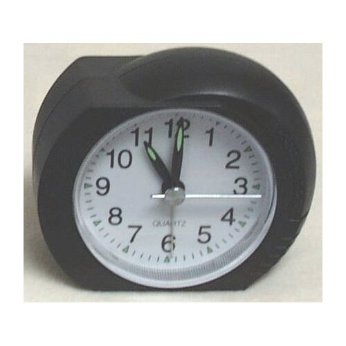 Equity Analog Alarm Clock with Lighted Dial