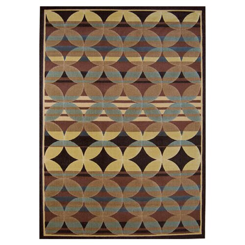 Catalina Brown/Blue Rug