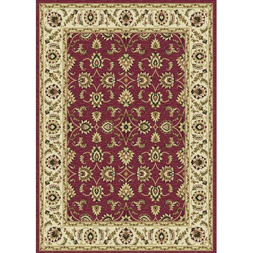 Home Dynamix Optimum Red/Ivory Rug