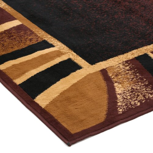 Home Dynamix Premium Brown Area Rug