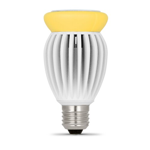 16W Yellow 120-Volt (3000K) LED Light Bulb