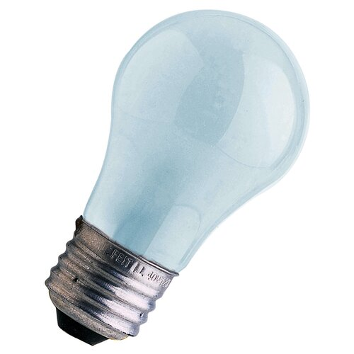40W Blue 120-Volt Incandescent Light Bulb