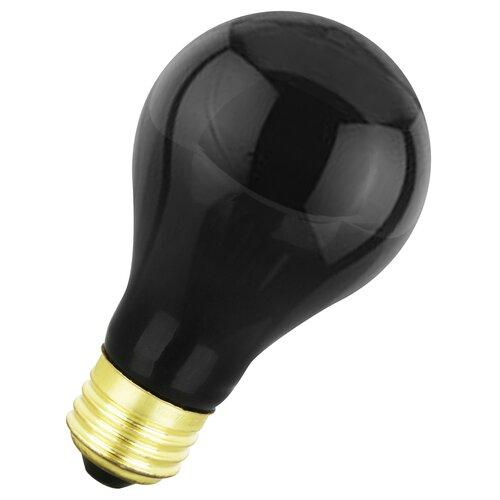 FeitElectric 75W Black 130-Volt Incandescent Light Bulb