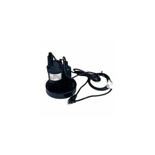1/4 HP Automatic Submersible Sump Pump
