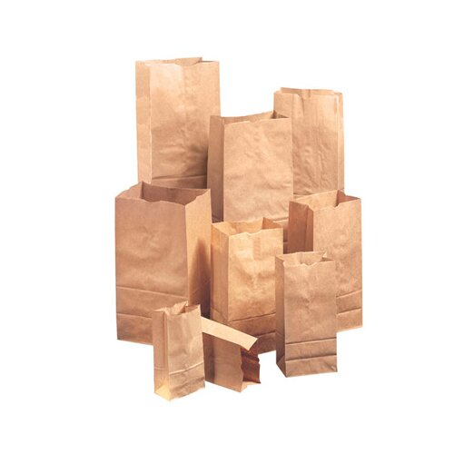 General 5 Kraft Paper Bag in Brown