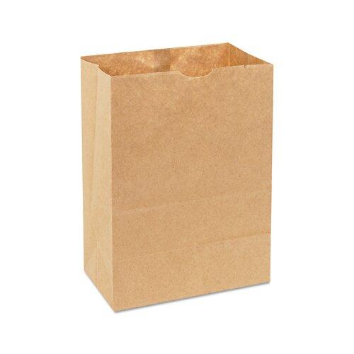General Natural Grocery Sack Paper Bag
