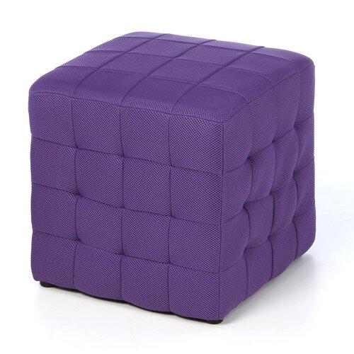 Ave Six Detour Cube Ottoman