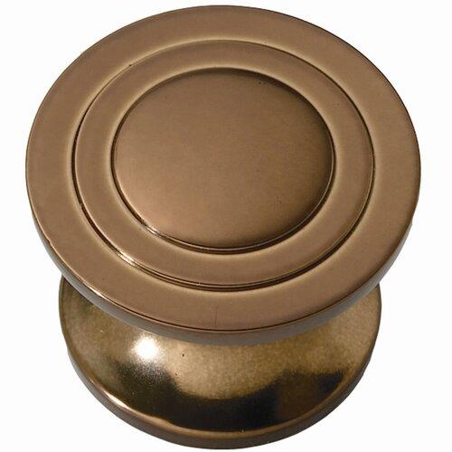 HickoryHardware Deco Round Knob