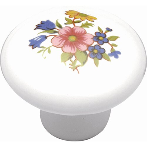 "HickoryHardware English Cozy 1.4"" Round Knob"