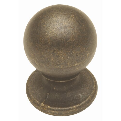 "HickoryHardware Oxford 0.75"" Round Knob"