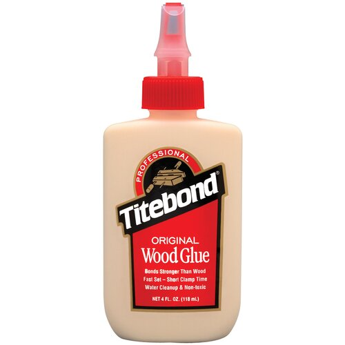 Titebond 4 Oz Titebond® Original Wood Glue 5062