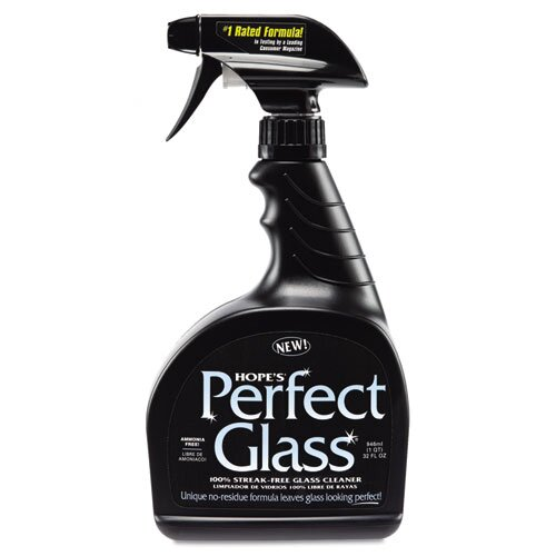 Hopes Perfect Glass Glass Cleaner